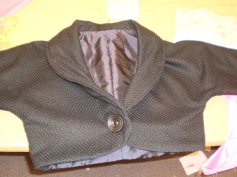 Audrey's jacket