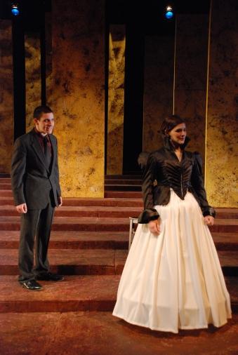 Grace as Mary Stuart