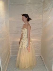 Analise Modeling dress